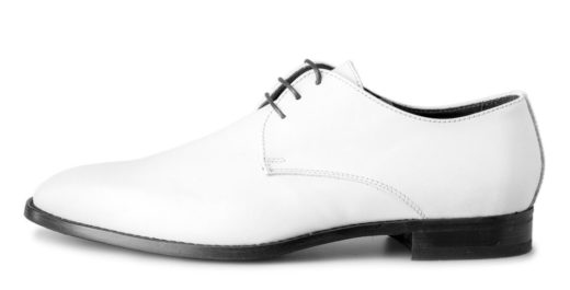 Bianco Como Derby Shoes - Miotinto